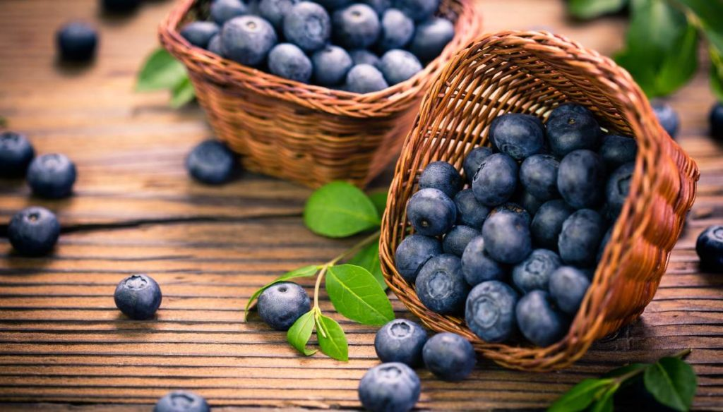 Blueberries: properties, benefits and contraindications