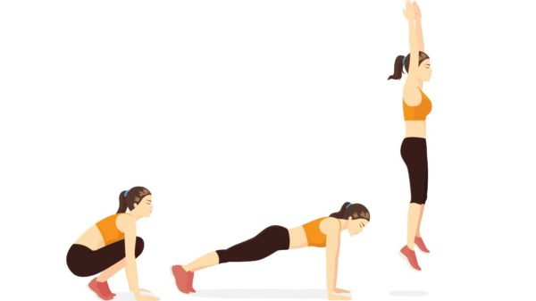 Burpees: what are they for, muscles involved and execution of the exercise
