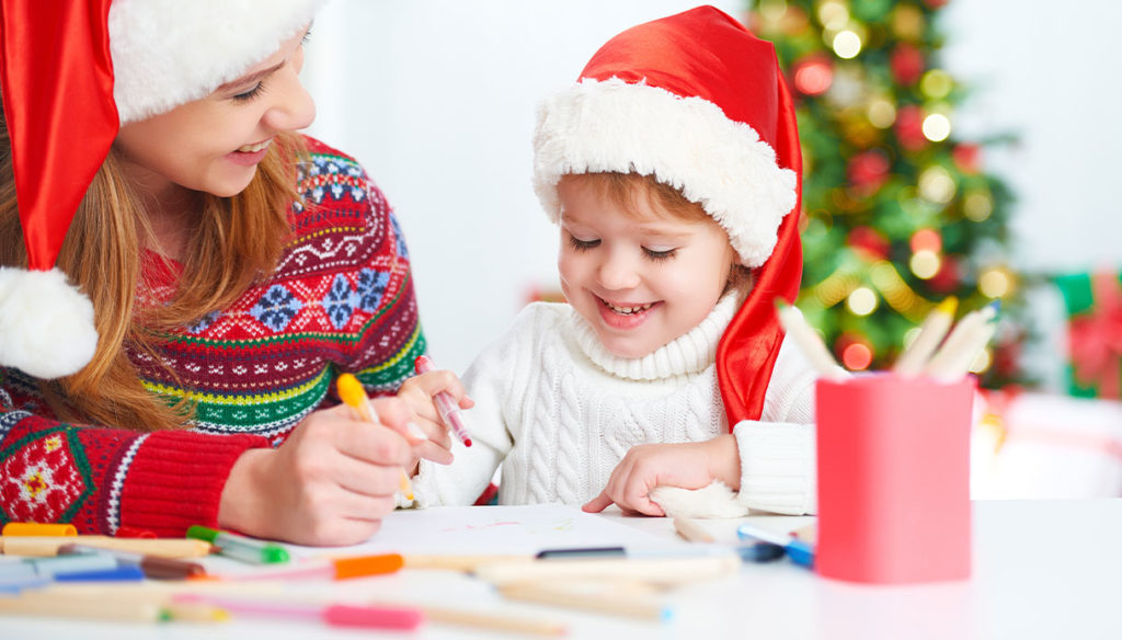 Christmas poems and games to learn while having fun!
