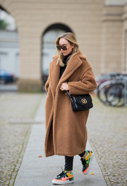 Coats alternative to the down jacket: look ideas