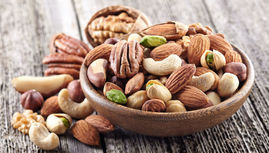 Diet, 7 types of high protein dried fruit