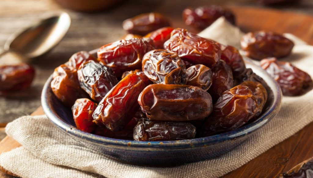 Diet with dates, for the well-being of the brain and bones
