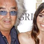 Elisabetta Gregoraci, Briatore parla del presunto contratto