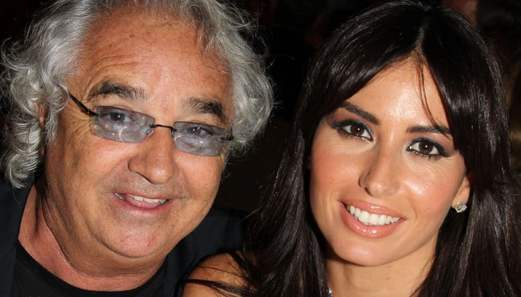 Elisabetta Gregoraci ever closer to Briatore: she doesn't talk about Pretelli