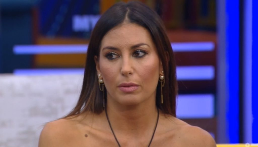 GF Vip, Elisabetta Gregoraci reveals the truth about the contract with Flavio Briatore
