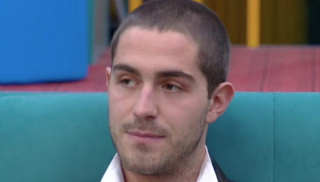 GF Vip, Francesco Oppini's girlfriend comments on the revelation of Tommaso Zorzi