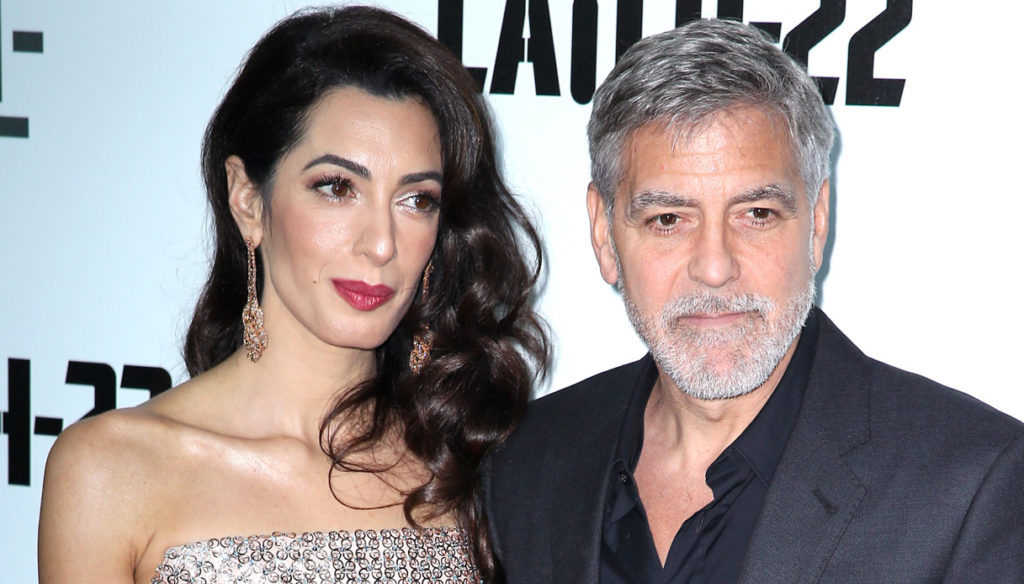 George Clooney reveals what his wife Amal can't stand about him