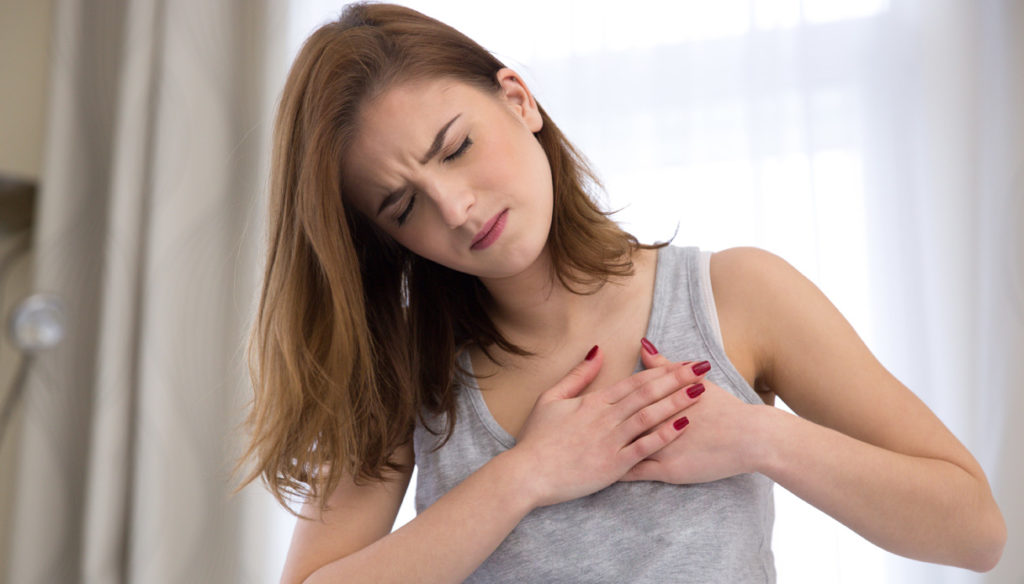 Heart health at risk if work and life as a couple are unsatisfactory
