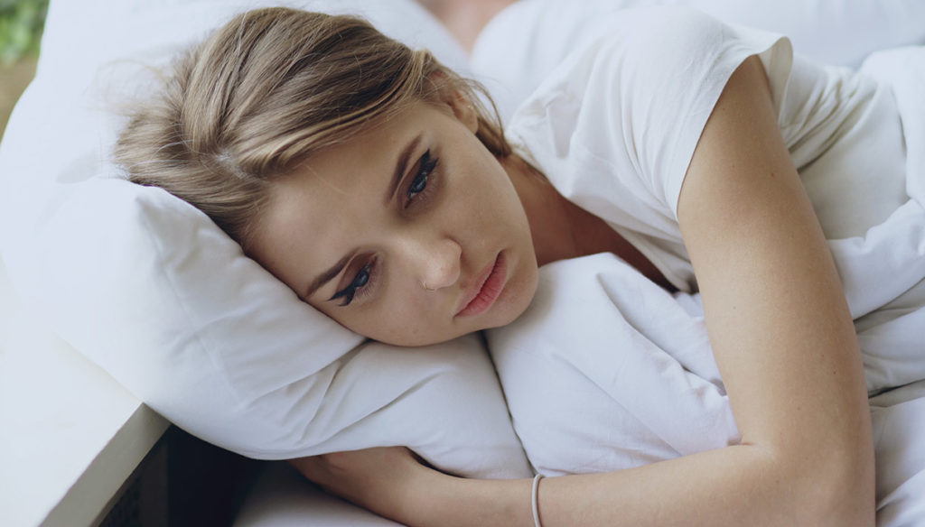 Hypertension, what to do if it comes at night