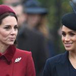 I look delle feste di Kate Middleton e Meghan Markle