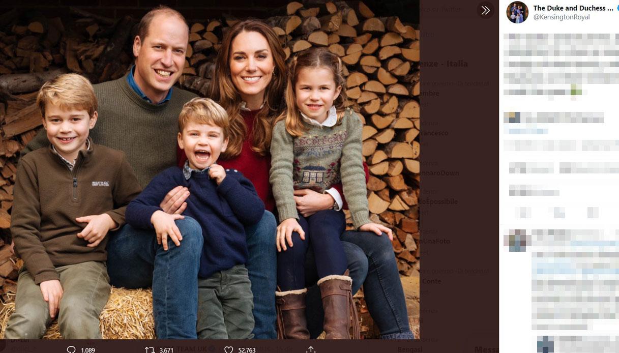 Kate Middleton William children