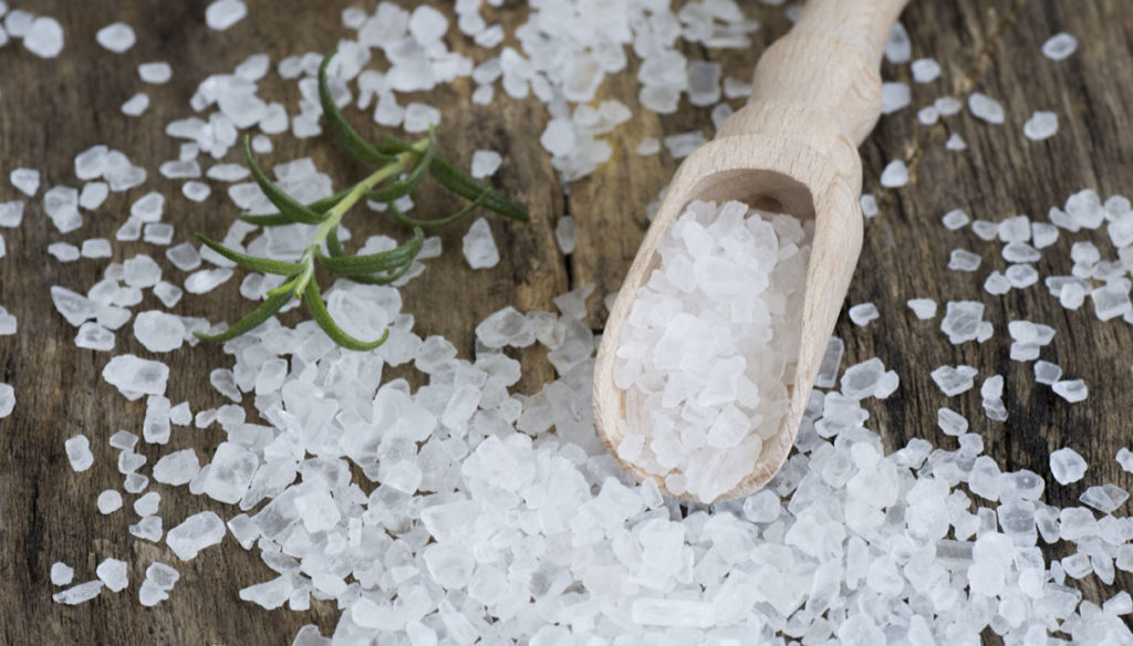 Less salt, but iodized: everything you need to know about this food