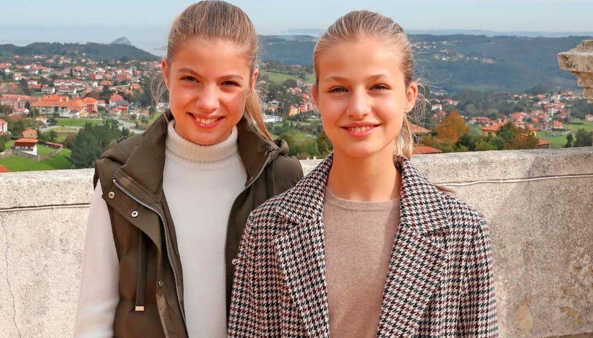 Leonor and Sofia