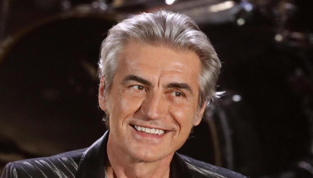 Ligabue, who are the sons Lorenzo Lenny and Linda