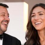 """Matteo Salvini si commuove parlando di Francesca Verdini: """"Un gioiello"""""""