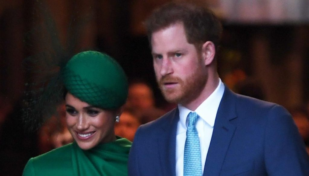 Meghan Markle and Harry prepare the return to London and put on staff