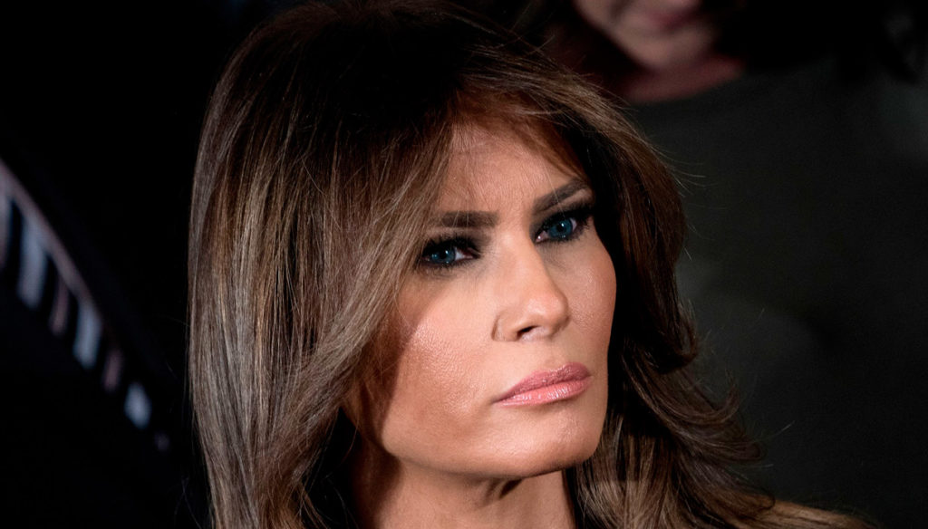 Melania Trump thinks about her legacy and already packs her bags: where she will go to live