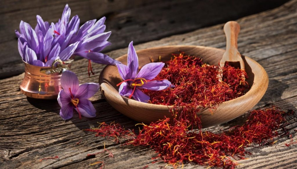 Saffron: properties and contraindications