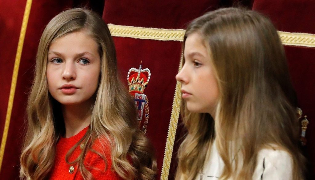 Sofia di Spagna, il destino dell'eterna seconda tra il potere di Leonor e Letizia
