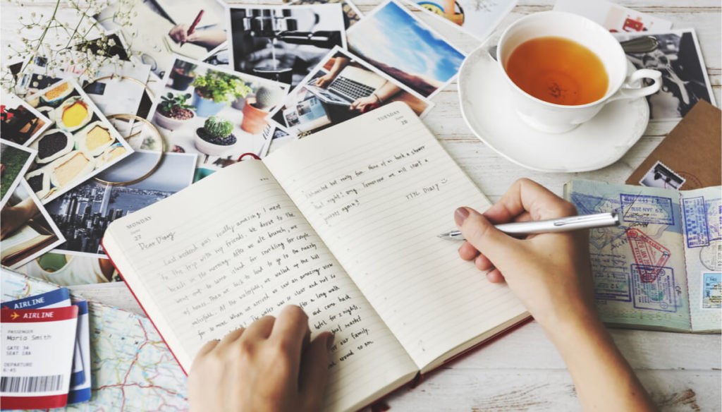 What does journaling mean and how to do it