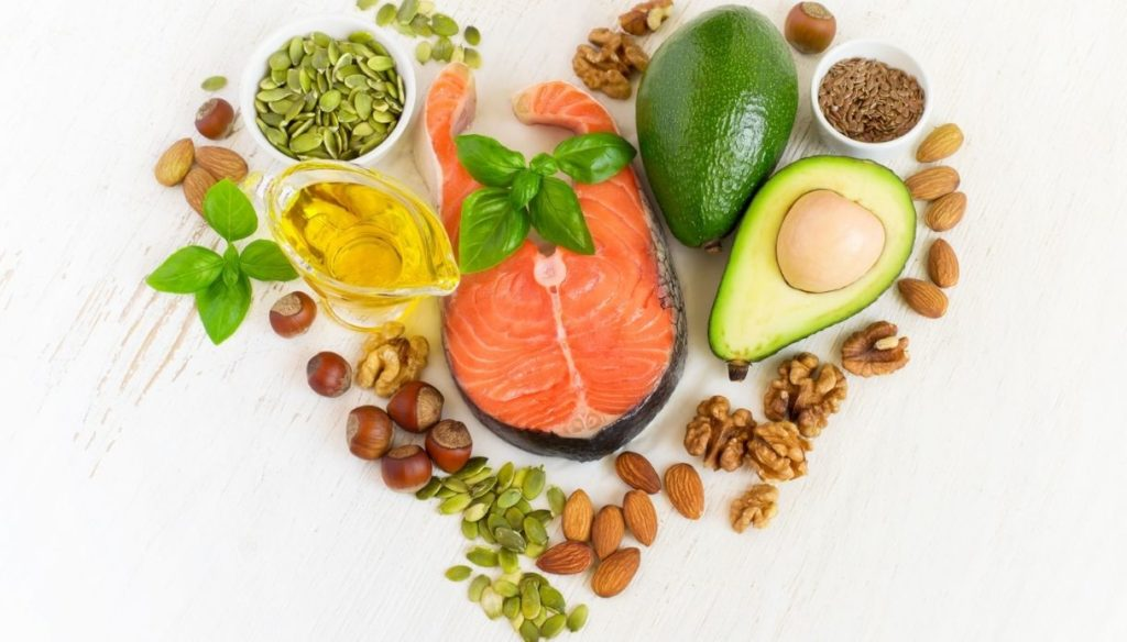 What foods to eat to keep cholesterol down