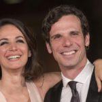 Who is Francesco Montanari, Andrea Delogu's husband