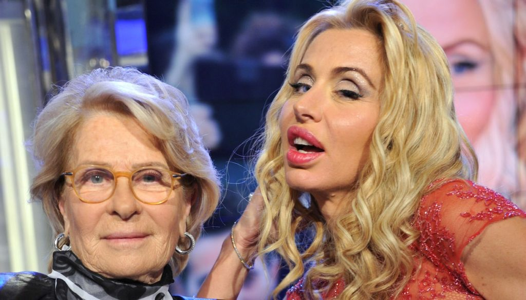 Who is Gianna Orrù, Valeria Marini's mother