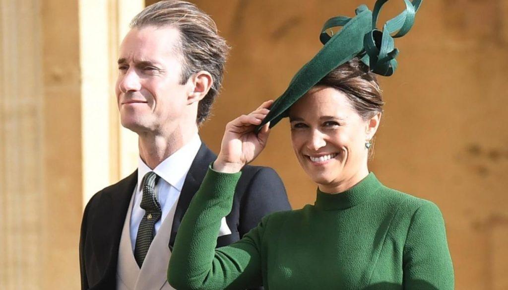 Chi è James Matthews, il marito di Pippa Middleton