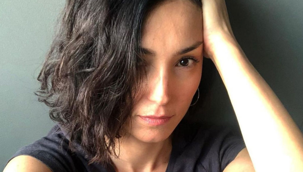 Caterina Balivo, her plans for the future: TV is far away