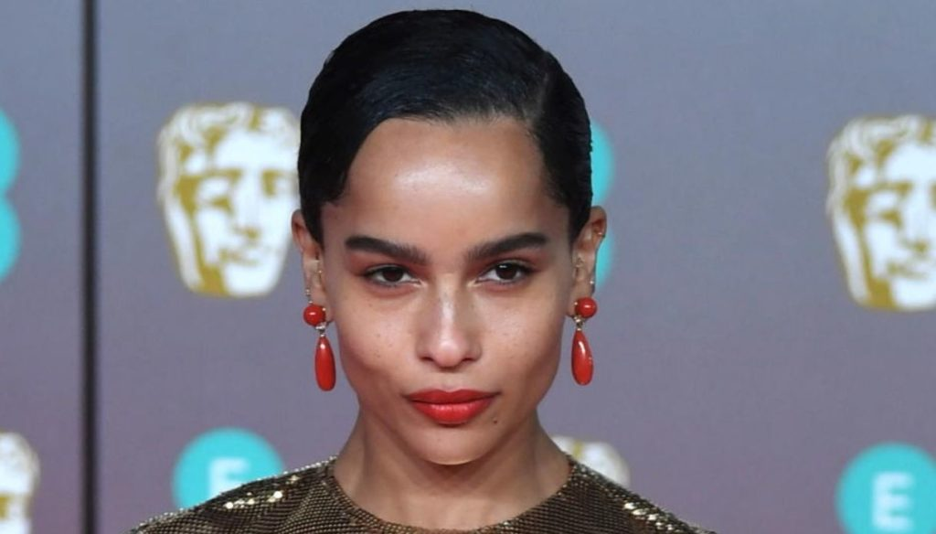 Zoe Kravitz, divorce from her husband after 18 months of marriage
