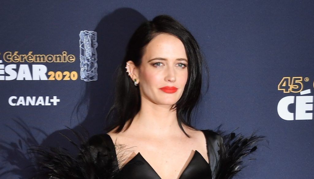 Eva Green: the report card of her looks