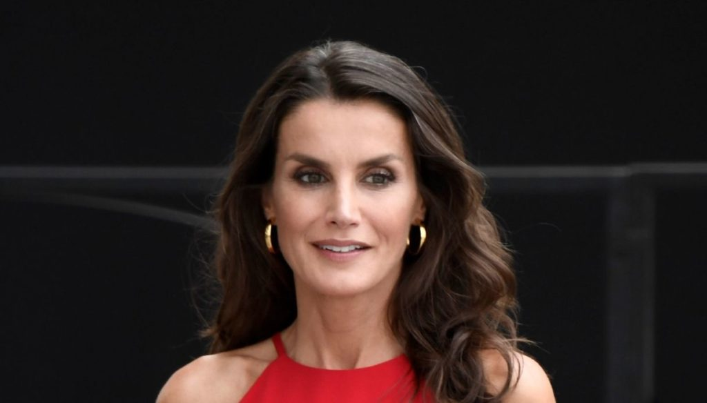 Letizia of Spain, Sofia takes inspiration from her and with the looks she is not wrong