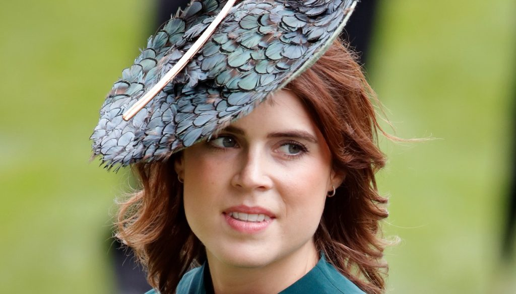 Eugenie of York, because she left Meghan and Harry's old house