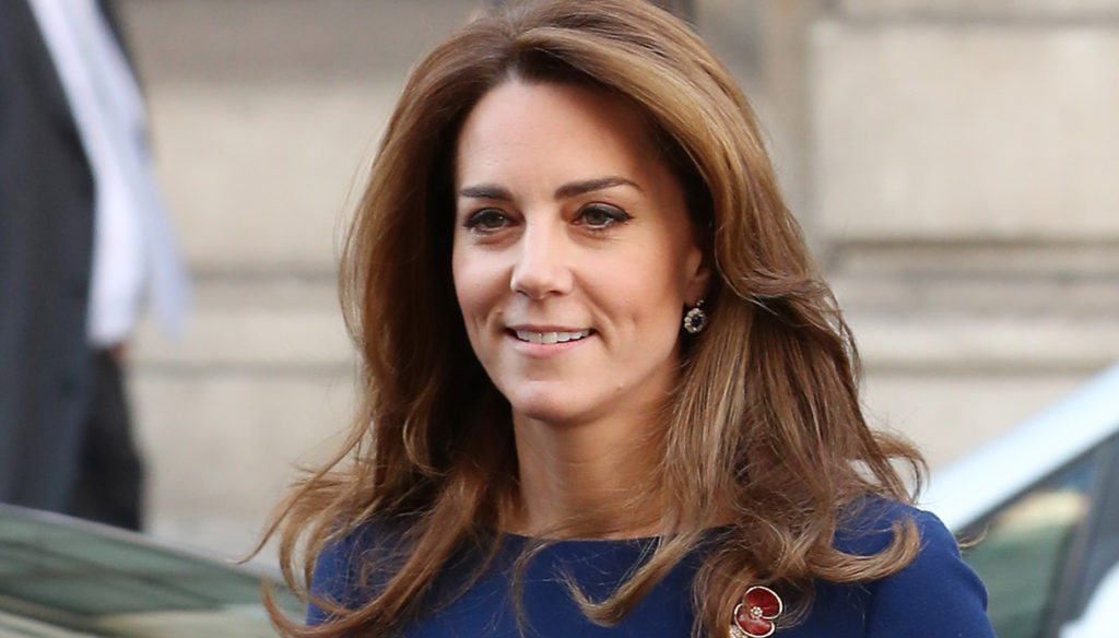 Kate Middleton, the secret of bags she always carries on the left