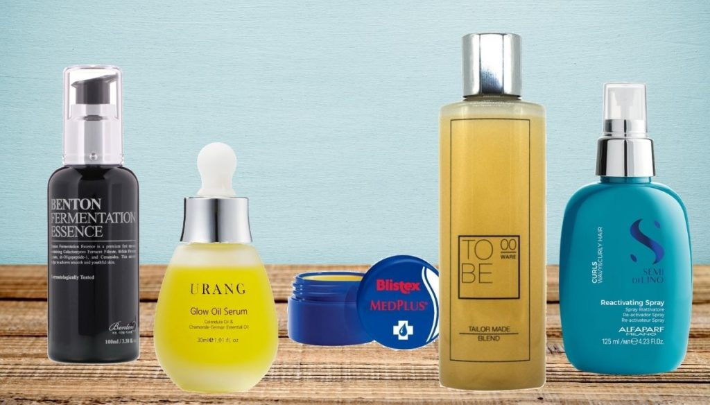 January Favorites: New Year's Haircare and Skincare