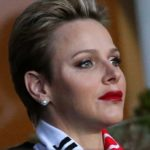 Charlene, Albert of Monaco's reaction to her haircut