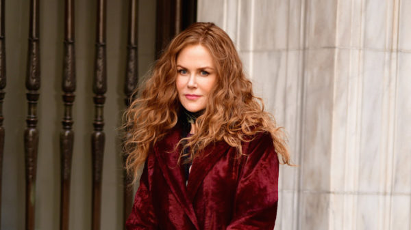 "Nicole Kidman and all the ""Undoing"" coats"