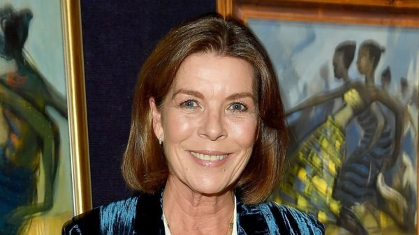 Greetings to Caroline of Monaco, the Princess turns 64