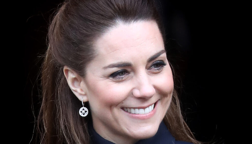 Kate Middleton has a secret plan and is on top in public