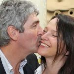 """A month without Paolo Rossi, his wife Federica: """"Over time, the pain increases"""""""