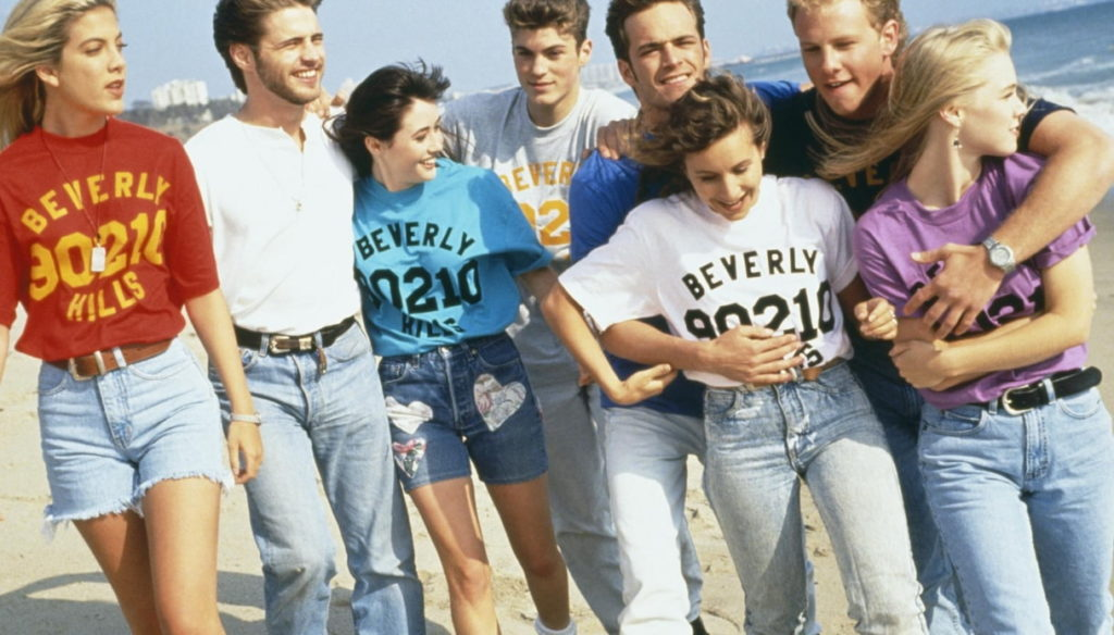 Farewell to John Reilly, Kelly Taylor's dad in Beverly Hills 90210