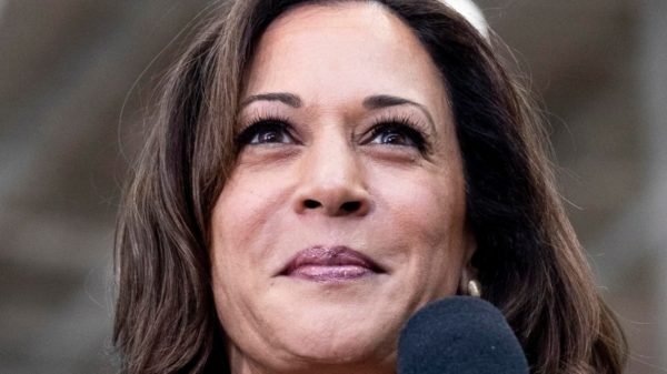 Kamala Harris, the message to her granddaughter is an inspiration for all little girls