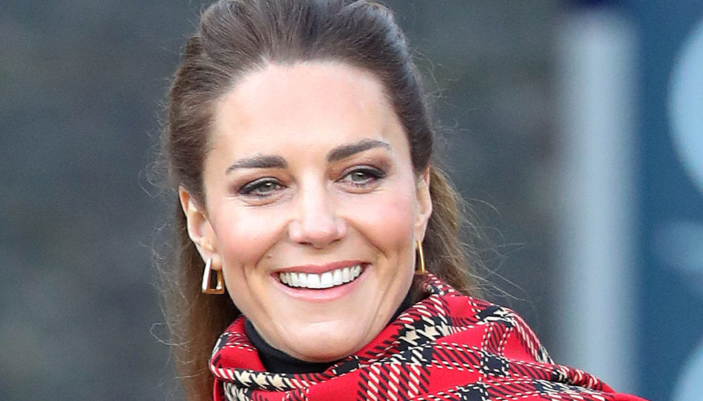 Kate, plans for George and Charlotte: a year in the service of the Crown