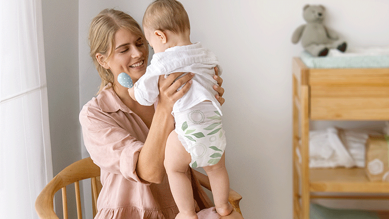 LILLYDOO diapers: innovation, sustainability and safety