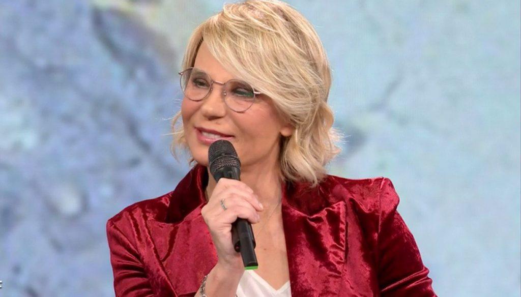 Maria De Filippi queen of tv: she takes the place of Fazio at Che Tempo Che Fa
