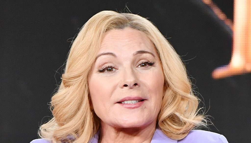 Sex and The City, Kim Cattrall breaks the silence about his absence in the sequel