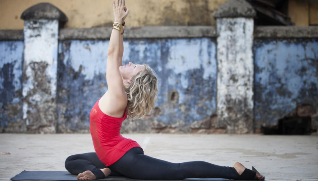 The positions and benefits of Anusara Yoga