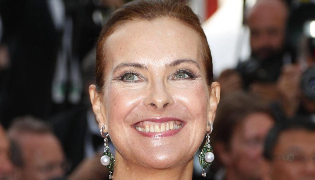 Chi è Carole Bouquet, la suocera bellissima di Charlotte Casiraghi