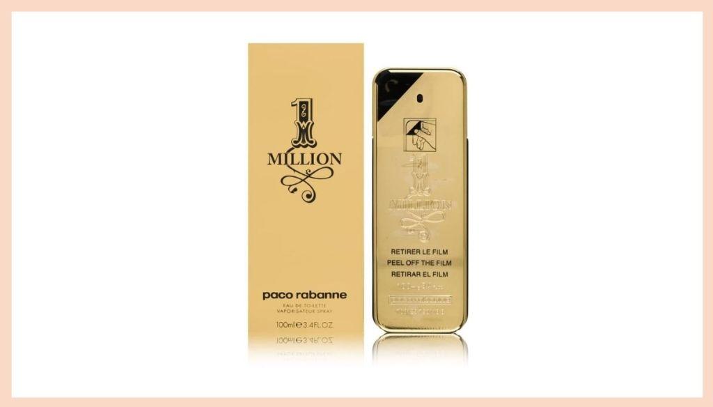 Paco Rabanne perfume pack 1Million
