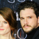 """Kit Harington and Rose Leslie of """"Game of Thrones"""" parents"""